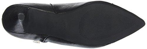 Shoe The Bear Damen Agnete L Kurzschaft Stiefel Schwarz (110 BLACK)