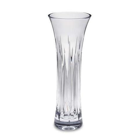 Reed & Barton Crystal Soho 14-Inch Trumpet Vase by Reed & Barton