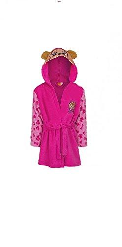 Robe De Chambre Pat' Patrouille (116/122, Rose)