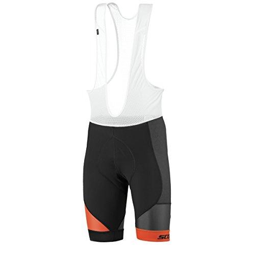 scott-rc-premium-pro-tec-porte-velos-pantalon-court-noir-orange-2017-black-tangerine-orange-l-50-52