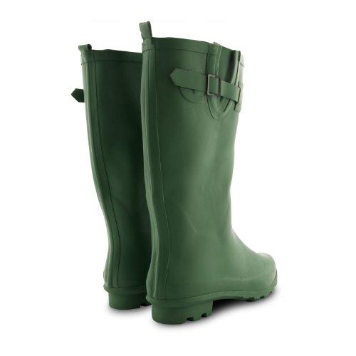 Footwear Sensation , Damen Jagdstiefel Grün