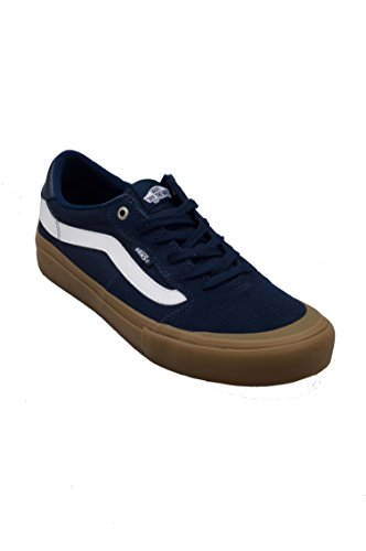 Vans - Chaussures Skateshoes Homme Style 112 Pro - Taille:one Size Navy Gum White