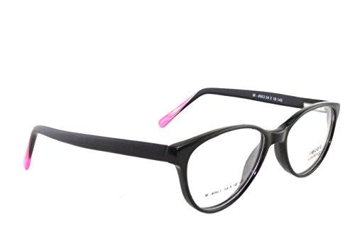 DOUBLE BATTERY (M4963 C-2) Full Rim Cat Eye Spectacles/ Glasses, Black color Full Frame Eye wear for Women  available at amazon for Rs.900