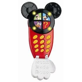 Mickey Mouse Clubhouse Mickey's Silly Cell Phone
