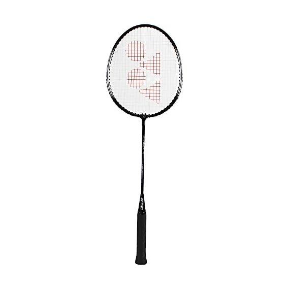 Yonex GR 303 SN Aluminium Badminton Racquet, G3-U (Black)