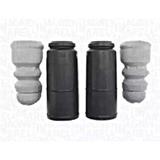 Rear Axle Shock Absorber Bump Stop Dust Cover Kit Fits AUDI SKODA VW 1996-2011