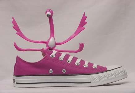 Converse All Star Special Ox 1T168 Unisex - Erwachsene Sneaker / Freizeitschuhe / Low-Top Sneakers Violett Violett