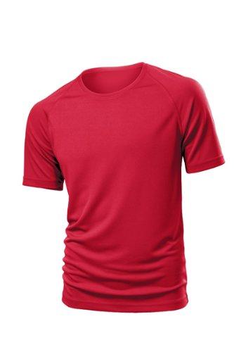 Hanes Breathable Sports T Shirt - 8 Colours S-xxxl