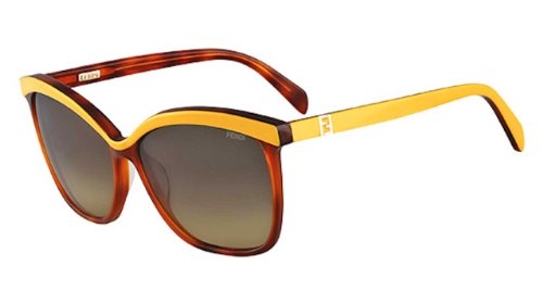 FENDI Damen Sonnenbrille & GRATIS Fall FS 5287 214