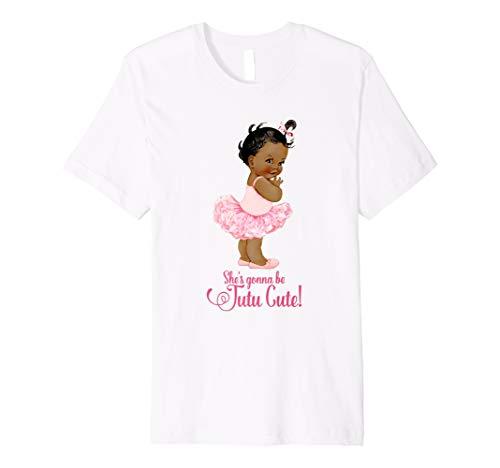 Ethnic Tutu Süßes Ballett Team Mädchen Baby Dusche T-Shirt (Süße Baby-dusche-ideen)