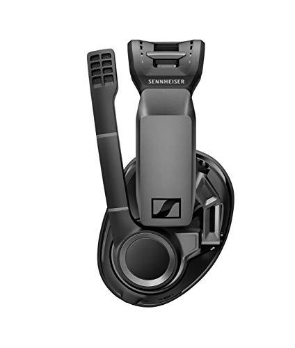 Sennheiser GSP 670 Wireless Gaming Headset, 7.1 Surround Sound, Noise-Cancelling Mikrofon, Latenzarme Verbindung und Bluetooth, Flip-to-Mute, Kabellose Kopfhörer für Windows PC, PS4 und Handy - 5