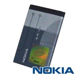 Batterie d'origine pour nokia bL - 4C avec batterie li-ion de rechange nue 860mAh