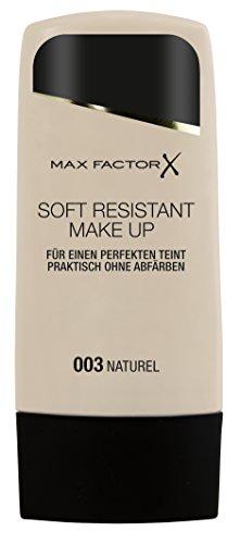 Max Factor Soft Resistant Make-up 3 Naturel, 1er Pack (1 x 35 ml) (Ganzen Den Tag Flüssig-make-up)