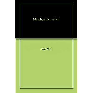Maachen hien erlieft (English Edition)