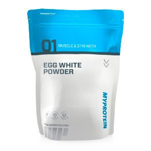 Egg White Powder Egg Albumin - 2.5KG - MyProtein