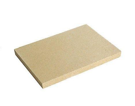 Vermiculite 2,5cm 30x50cm Schamottersatz Schmottstein