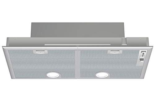 NEFF D5855X1 Einbau-Dunstabzugshaube N30 / 75cm / Abluft oder Umluft/Energieeffizienz C/silbermetallic