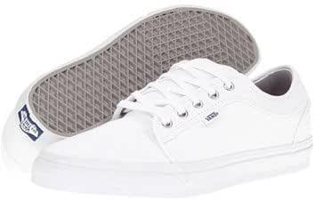 chukka low white