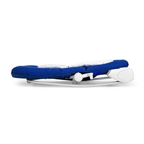 Chicco Hoopla Hamaca bebe plegable azul marino - 6