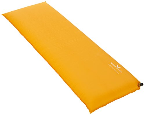 Black Crevice Selbstaufblasbare Luftmatratzen, orange, 10, BCR024193-OR-10