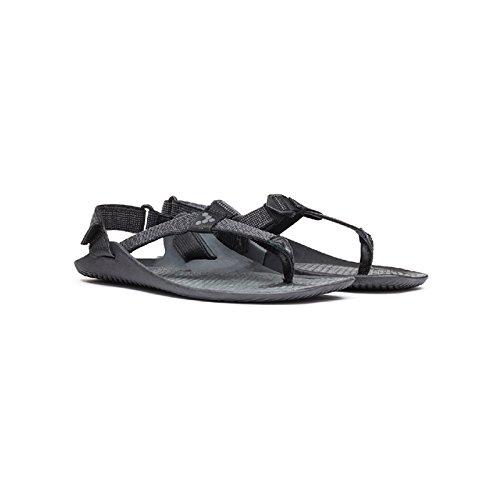 Donna Eclisse Sandalo Totale Nero Scarpe Vivobarefoot Nere wItq8dxa