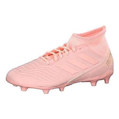 adidas Men's Predator 18.3 Fg Football Boots, Orange Narcla/Rostra 0, 6 UK
