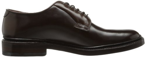 FRYE Mens James Oxford Leather Shoes Dark Brown - 84614