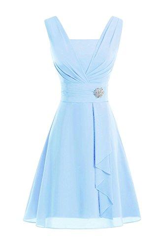Secret Castle-Robe-Femme Bleu - Bleu ciel