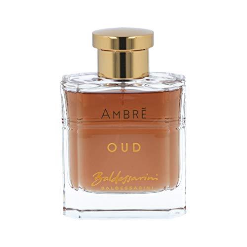 Baldessarini Ambre Oud by Hugo Boss Eau De Parfum Spray 3 oz / 90 ml (Men)