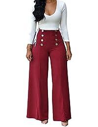0322c3e973 Amazon.it: Pantaloni a zampa - 4121325031: Abbigliamento