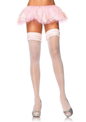 litter Filigrane Tutu Kostüm, Einheitsgröße, rosa ()