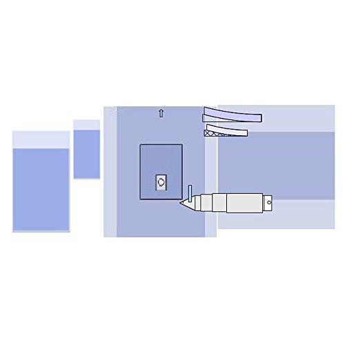 11x Medidrapes OP-Abdeck-Set Kniearthroskopie, 7 Teile, Tücher Klebestreifen