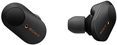 سماعات الأذن اللاسلكية WF-1000XM3 من سوني المتخصصة في مجال صناعة سماعات الأذن اللاسلكية العازلة للضوضاء