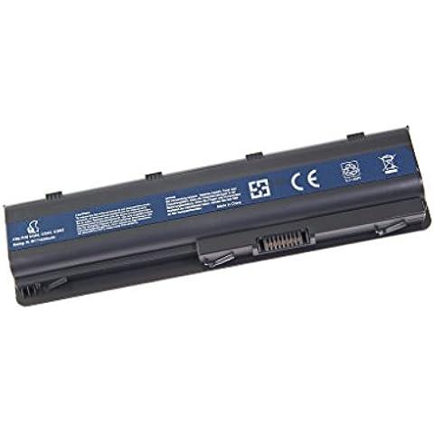 OEM–Batería de repuesto para HP () Ordenador Portatil Hewlett Packard batería tipo HP 430/431/HP 450/455/HP 650/655/HP 630/635, 10,8V/5200mAh, Replacement