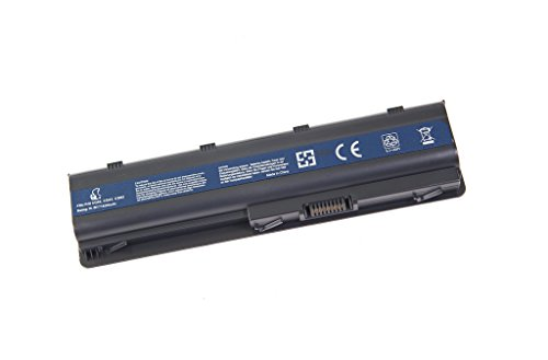 B&K OEM Ersatzakku für HP (Hewlett-Packard) Notebookakku Typ HP 430/431 / HP 450/455 /HP 650/655 / HP 630/635, 10,8v/5200mAh, Replacement Akku Batterie (Hp 630 Laptop Akku)