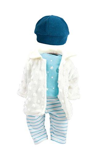 Unbekannt Petitcollin petitcollin503612Celeste Kleidung für Puppe (Bratz-puppe Kleidung)