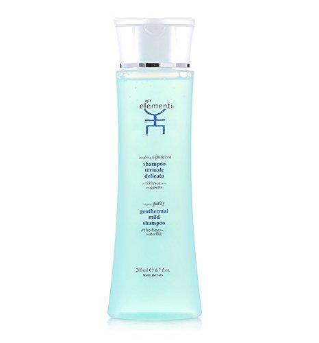 Gli Elementi - Shampoo termale delicato - 200ml