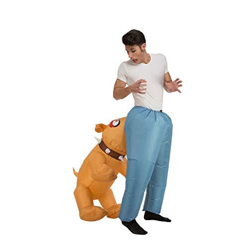 My Other Me Me-204212 Disfraz de perro hinchable unisex M-L Viving Costumes...
