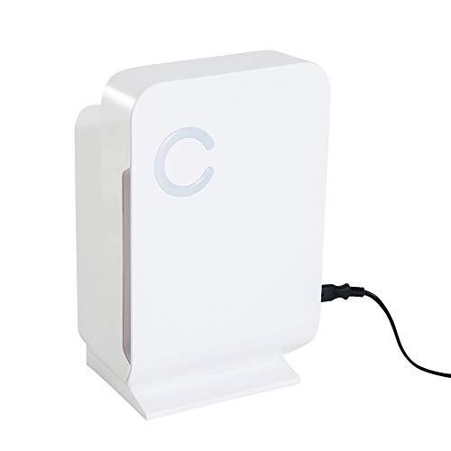 Homcom Mini Deshumidificador Aire Eléctrico 1300ml