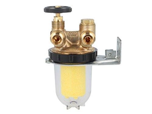 Oventrop Heizölfilter Zweistrangsystem 2120561 Oilpur