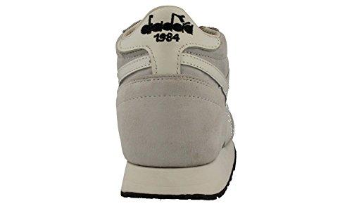 Diadora Heritage EQUIPE W REPTILE, donna,pelle scamosciata, sneaker FW15 Bianco
