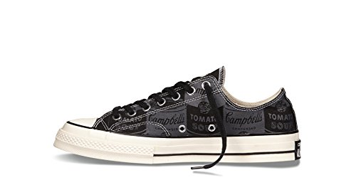 Converse Chuck Taylor All Star Print Hi Toile Baskets Noir - Noir
