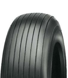 Deli Tire Reifen mit Schlauch 16x6.50-8 6PR ST-31 Heumaschinen
