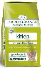 Arden Grange Kitten 2.5 Kg
