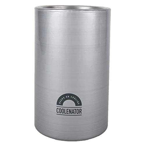 Coolenator Nr. 1 Coolster Champagnerkühler & Weinkühler - Kühlt Getränke aktiv für bis zu 4 Stunden - Platz für alle großen Wein-, Champagner-, IPA-Flaschen und Spezialbiere.