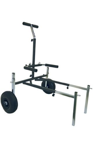 Maver MXi Deluxe Trolley For Carp / Course Fishing L670 by Maver