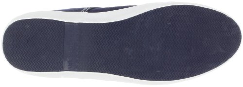 Fred Perry Foxx Fine Canvas Carbon Blue Blau