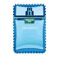 Versace Man Eau Fraiche POUR HOMME par Versace - 50 ml Eau de Toilette Vaporisateur