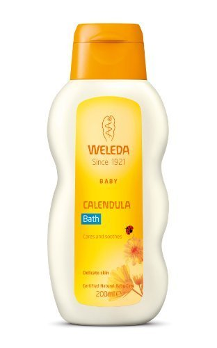 Weleda Baby Calendula Bath 200ml by Weleda (English Manual)
