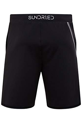 Zoom IMG-1 sundried mens shorts allenamento in